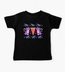 Kittycorn Pizza Rainbows Kids Clothes