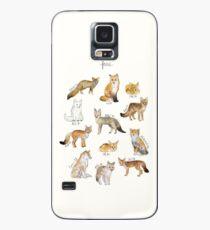 Funda/vinilo para Samsung Galaxy Zorros