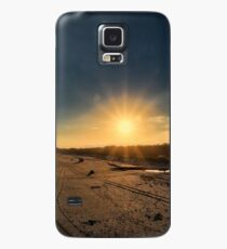 Approaching Sunset Case/Skin for Samsung Galaxy