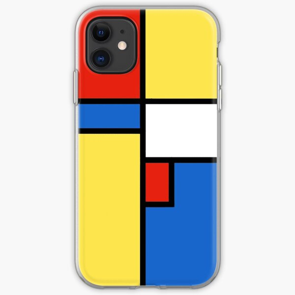 Colour Block iPhone Soft Case