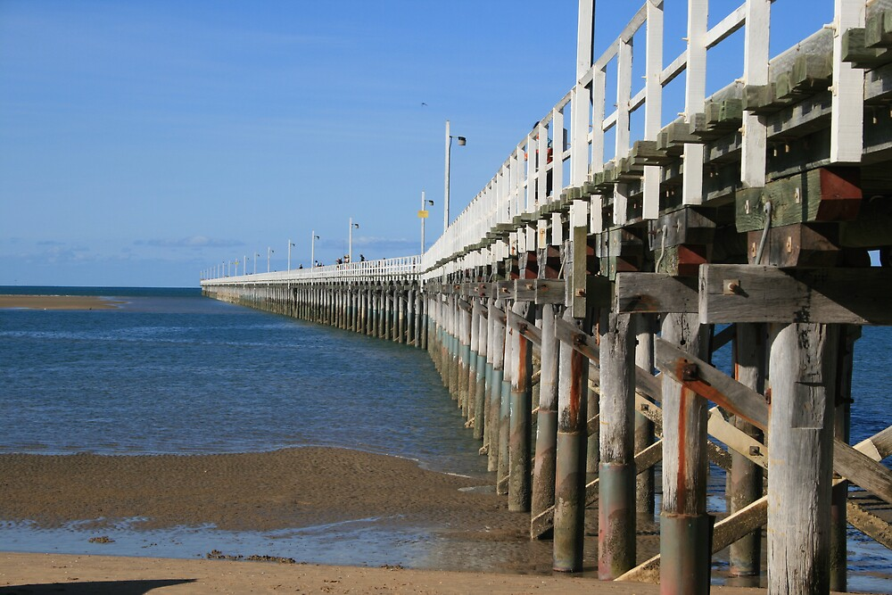 Urangan Pier 2007 by AnnetteK