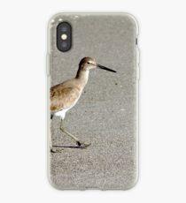 Beach Willet iPhone Case
