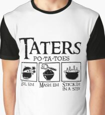 Taters Graphic T-Shirt
