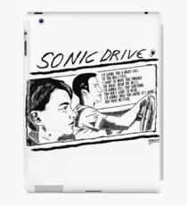 Sonic Drive iPad Case/Skin