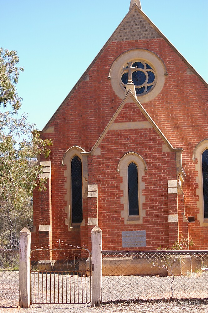 CHURCH AT TARNAGULLA by leanimal