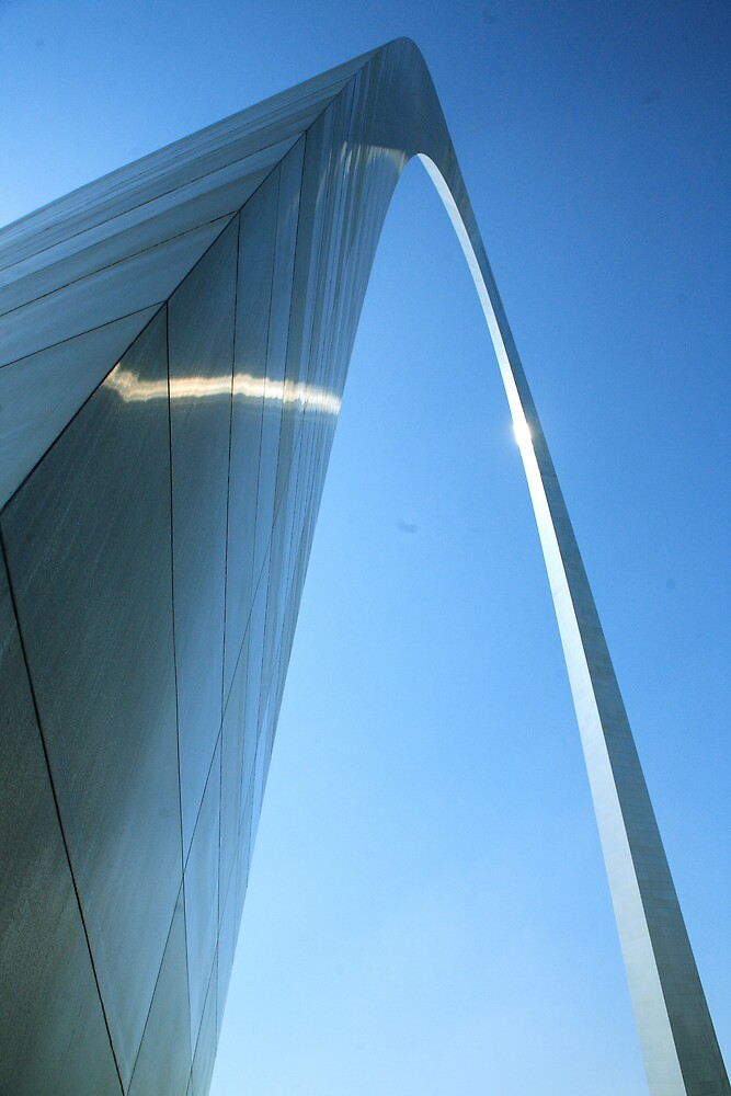 The St. Louis Arch by Kyle Jerichow