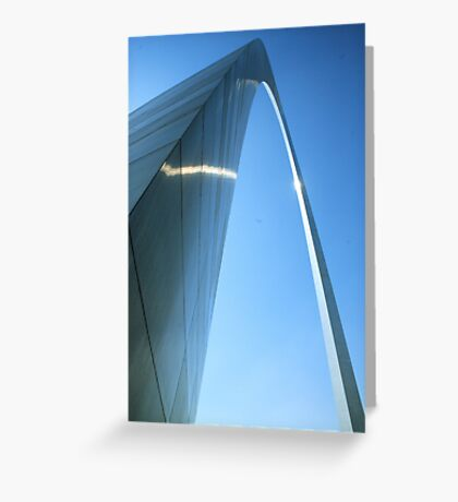 The St. Louis Arch Greeting Card