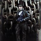 Isambard Kingdom Brunel, 1867 by Marina Amaral