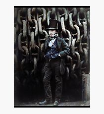 Isambard Kingdom Brunel, 1867 Photographic Print