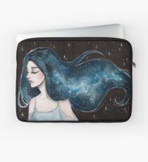 Milchstraße - Galaxy Haar Serie 4/4 Laptoptasche