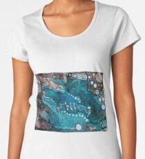Jupiter lineage Ink Botanical Women's Premium T-Shirt