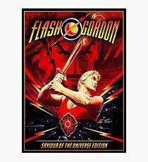 Flash Gordon Photographic Print
