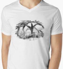 Will Drawing (Stranger Things 2) Men's V-Neck T-Shirt