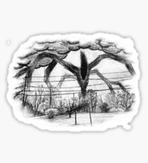 Will Drawing v2 (Stranger Things 2) Sticker