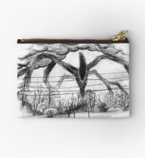Will Drawing (Stranger Things) Zipper Pouch