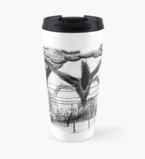Will Drawing (Stranger Things 2) Travel Mug