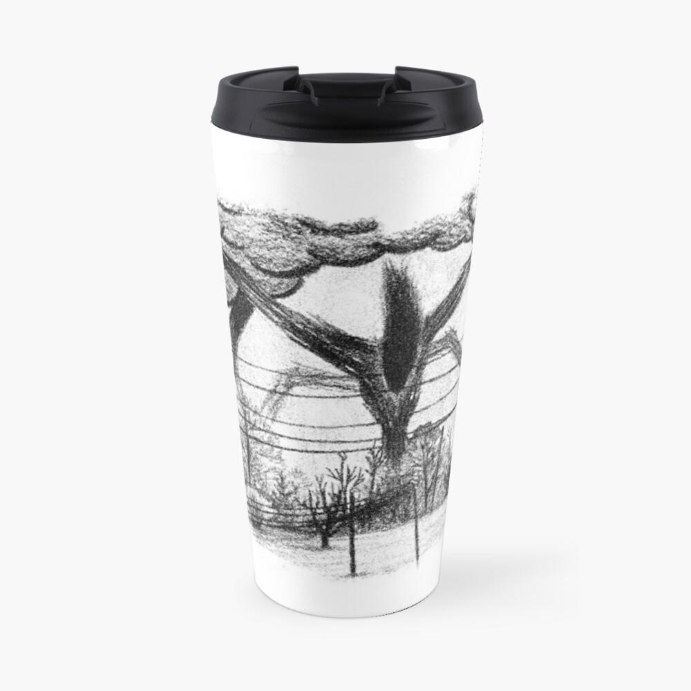 Will Drawing (Stranger Things) Travel Mug