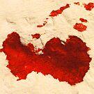 Bleeding Heart by Chet  King