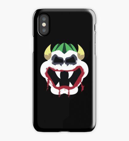 Joke's On You Bowser iPhone Case/Skin