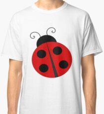 Cute Ladybug Fun Insect Classic T-Shirt
