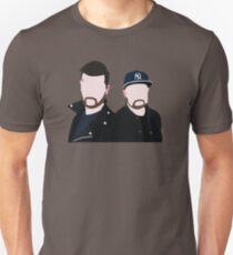 rb minimalist illustration Unisex T-Shirt