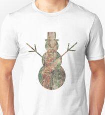 Modern Snowman T-Shirt