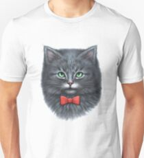 Meooowwwww.........(i'm the coolest cat in the world...hahaha) Unisex T-Shirt
