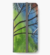 Sun Rise in the West iPhone Wallet/Case/Skin