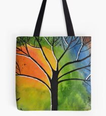 Sun Rise in the West Tote Bag