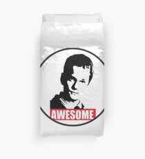 Barney - How I met your mother - Awesome Duvet Cover