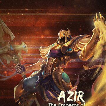 Azir Phone Case by Touzen-