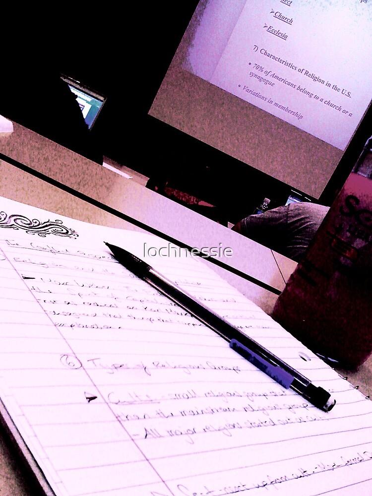 sociology... by lochnessie