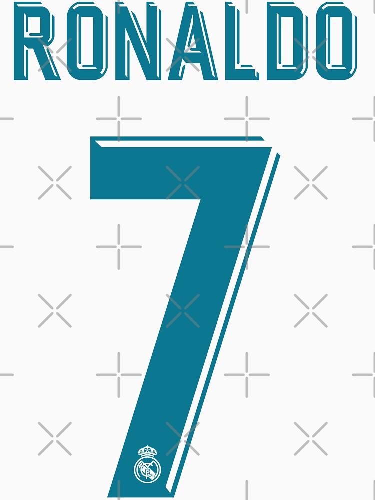Cristiano Ronaldo 2018 by pvdesign