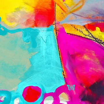 Abstract  by MaribelDesigns