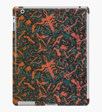 Skeleton graphics design  iPad Case/Skin