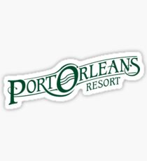 Port Orleans Resort Sticker