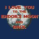 Zum Mond und zurück von Aethel-92