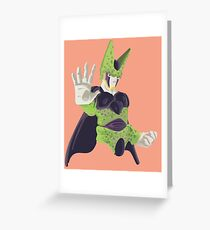perfect cell Greeting Card
