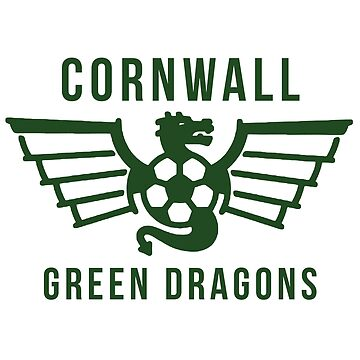 Cornwall Green Dragons by aleighseitz