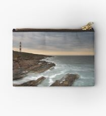 Tarbat Ness Lighthouse as Sunset Studio Pouch