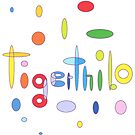 2504 - Tigerthilo Design Kids Jumping Balls Style by tigerthilo