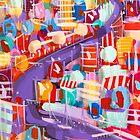 Around the bend by Adam Bogusz