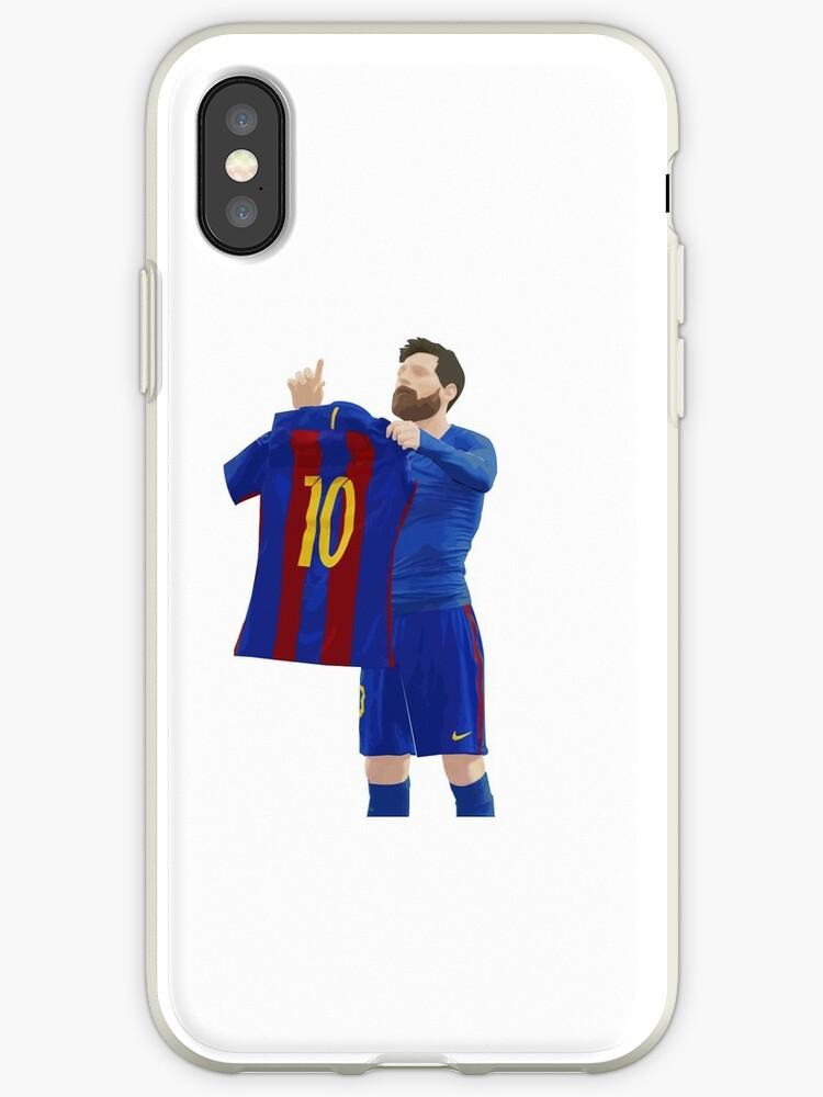 timeless design 2b70f d75ce 'Messi' iPhone Case by amartinezart