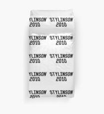 larry stylinson 2010 Duvet Cover
