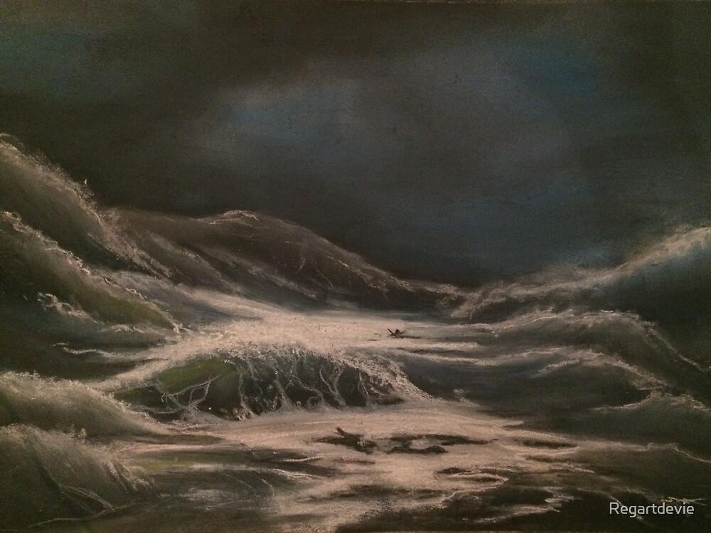 « Lost in the water » par Regartdevie