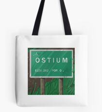 Population Zero Tote Bag