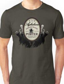 Azkaban's Siriusly Black Porter Unisex T-Shirt