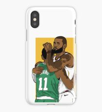 Kyrie Lebron Respect iPhone Case/Skin