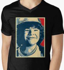 dustin Men's V-Neck T-Shirt