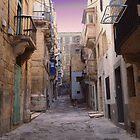 Valletta Alley by refar